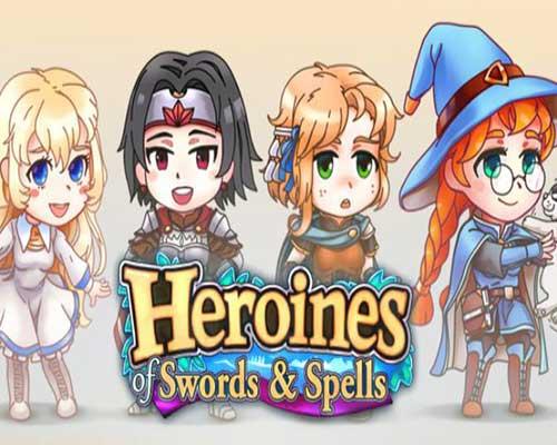 Heroines of Swords & Spells Game Free Download