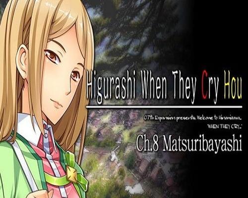Higurashi When They Cry Hou Ch8 Matsuribayashi Free