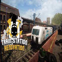 Train Station Renovation PC Game Free Download