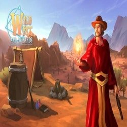 Wild West and Wizards PC Game Free Download