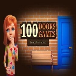 100 Doors Game Escape from School