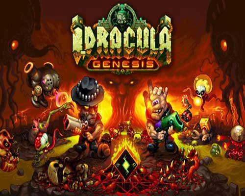 I Dracula Genesis PC Game Free Download