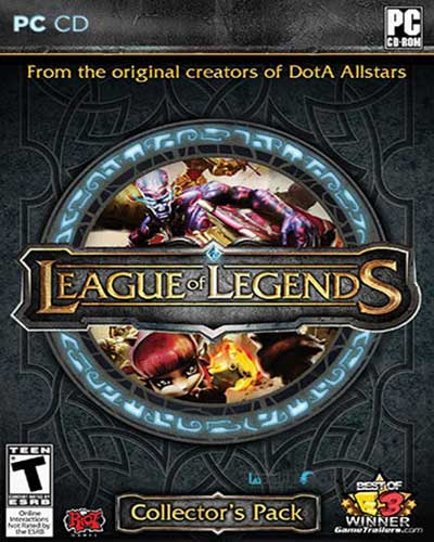 League of Lengends PC Game Free Download