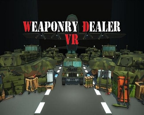 Weaponry Dealer VR PC Game Free Download