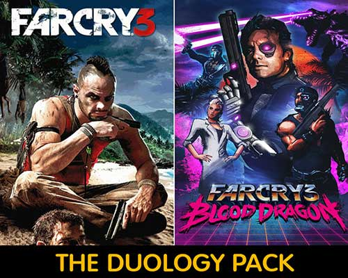 Far Cry 3 Digital Deluxe Edition Blood Dragon Free