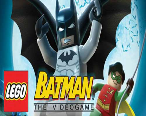 LEGO Batman The Videogame Free Download