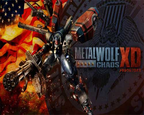 Metal Wolf Chaos XD Game Free Download