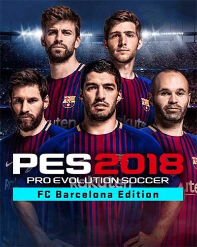 Pro Evolution Soccer 2018 Game Free Download