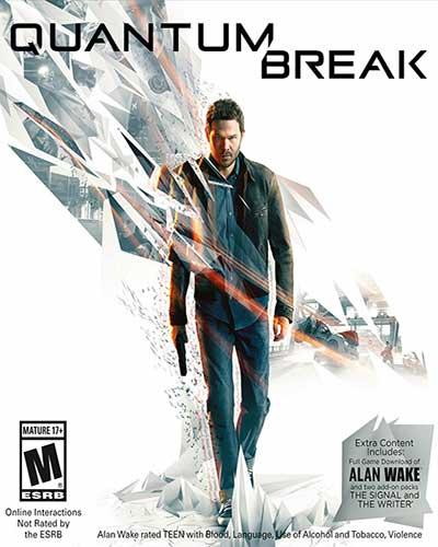 Quantum Break Steam Edition Game Free Download