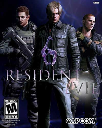 Resident Evil 6 Complete Pack Free Download