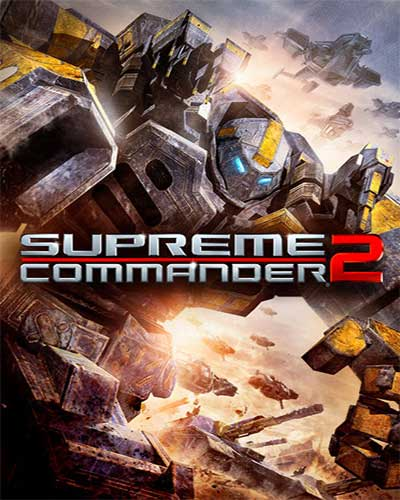 Supreme Commander 2 PC Game Free Download