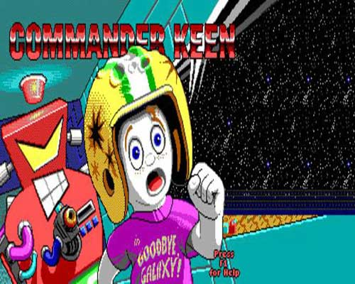 Commander Keen PC Game Free Download