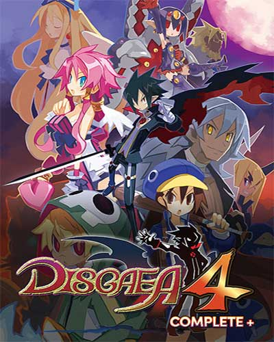 Disgaea 4 Complete+ Game Free Download