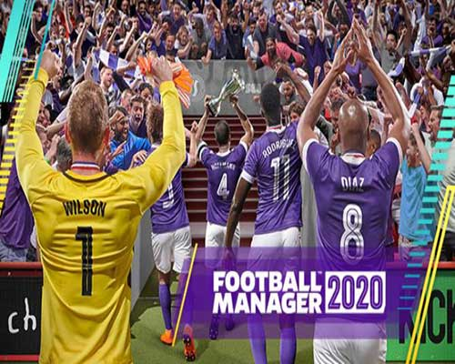 Football Manager 2020 Game Free Download