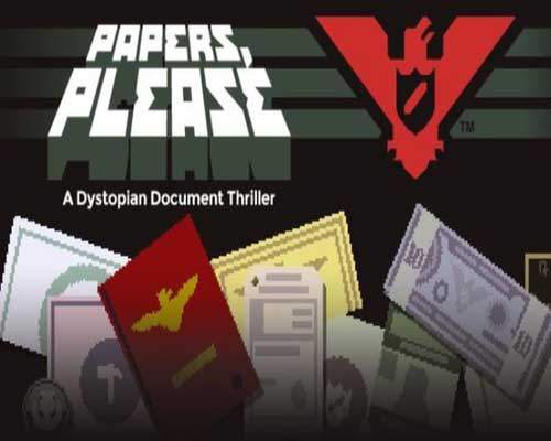 Papers Please PC Game Free Download