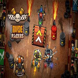 Rude Racers 2D Combat Racing