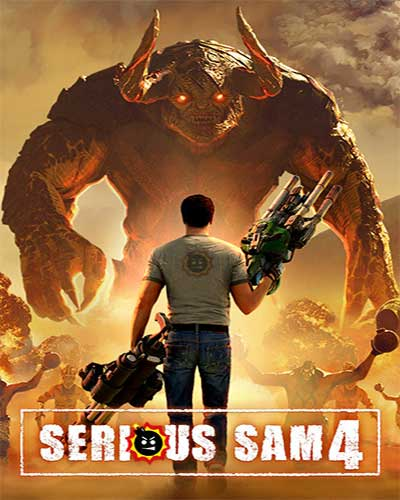 Serious Sam 4 Digital Deluxe Edition Free Download