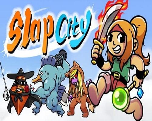 Slap City PC Game Free Download