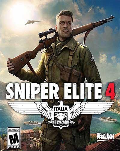 Sniper Elite 4 Deluxe Edition Free Download