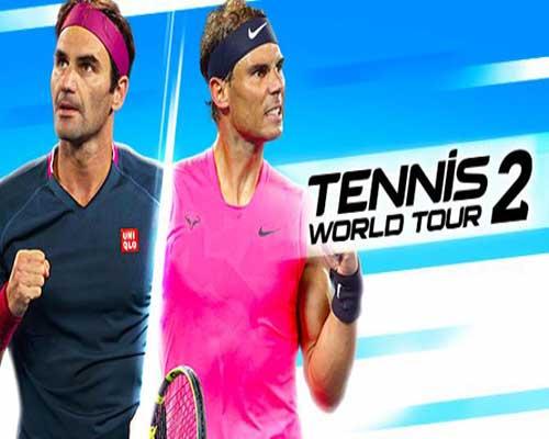 Tennis World Tour 2 PC Game Free Download