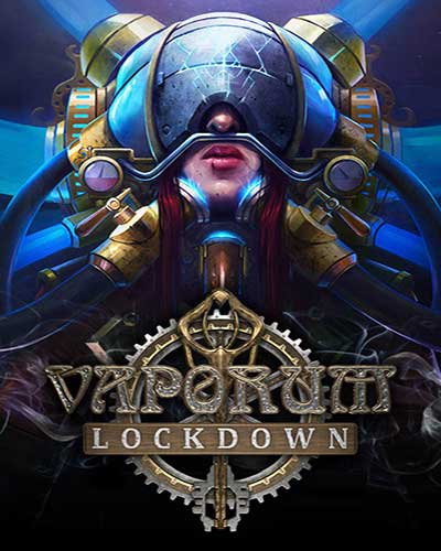Vaporum Lockdown PC Game Free Download
