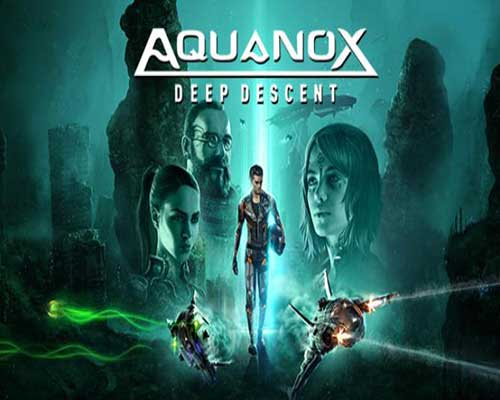 Aquanox Deep Descent PC Game Free Download