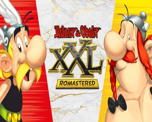 Asterix & Obelix XXL Romastered Free Download