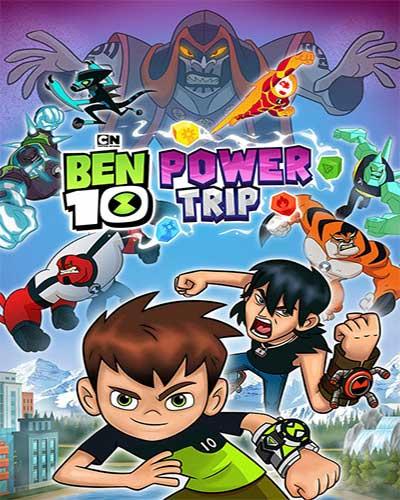Ben 10 Power Trip PC Game Free Download
