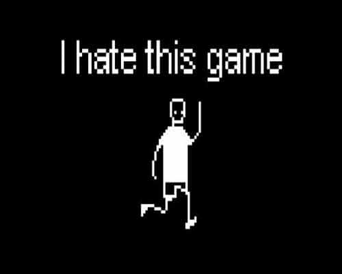 I hate this game PC Game Free Download