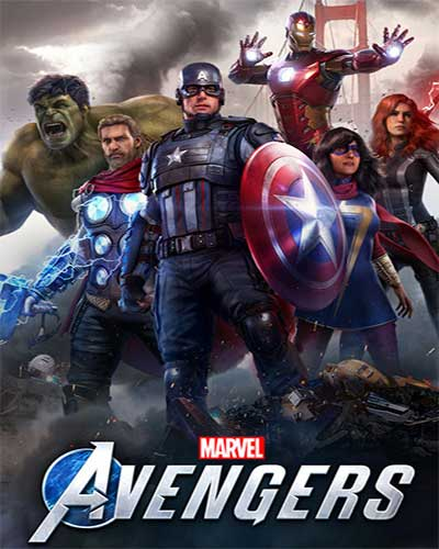 Marvels Avengers PC Game Free Download