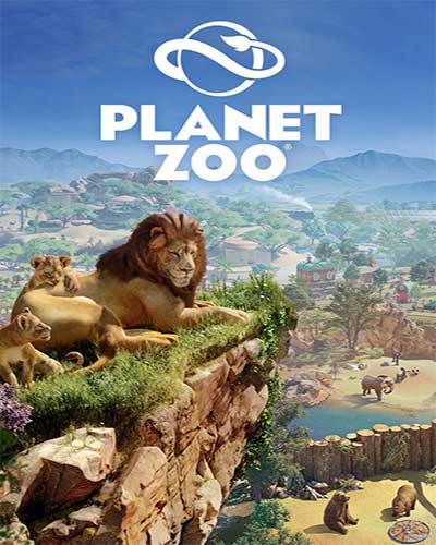 Planet Zoo Deluxe Edition PC Game Free Download