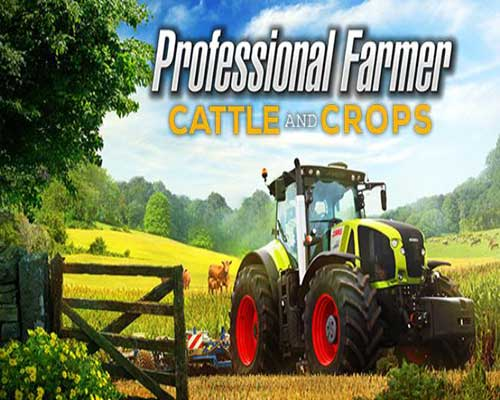 Professional Farmer Cattle and Crops Free Download