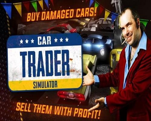 Car Trader Simulator PC Game Free Download