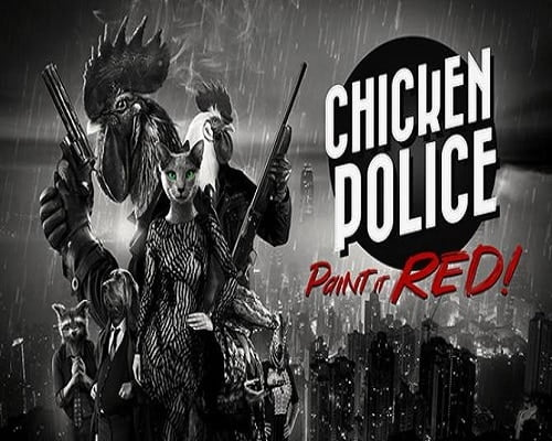Chicken Police PC Game Free Download