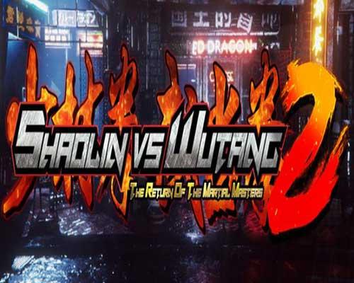 Shaolin vs Wutang 2 PC Game Free Download
