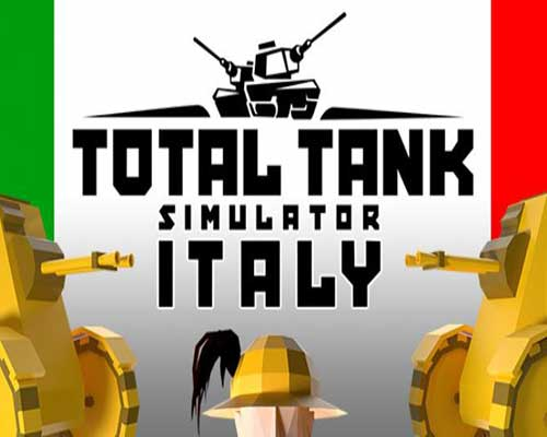 Total Tank Simulator Italy PC Game Free Download