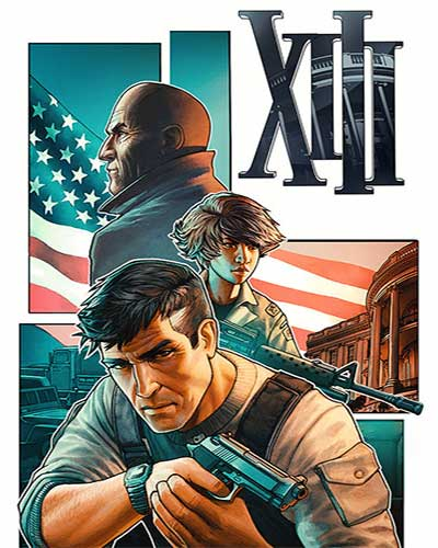 XIII PC Game Free Download