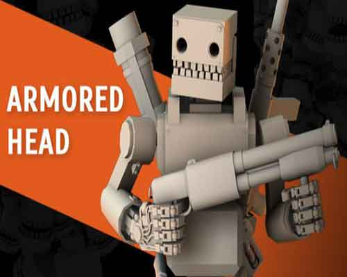 ARMORED HEAD PC Game Free Download