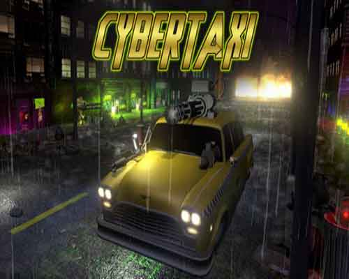 CyberTaxi PC Game Free Download