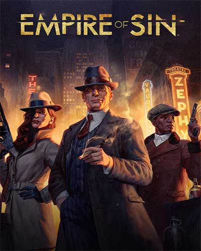 Empire of Sin Deluxe Edition PC Game Free Download