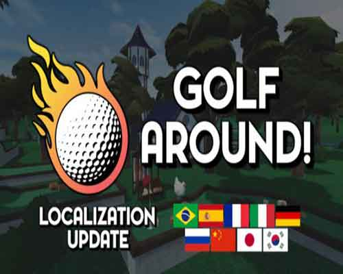 Golf Around PC Game Free Download