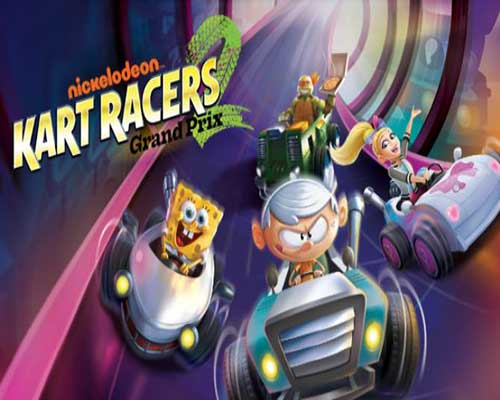 Nickelodeon Kart Racers 2 Grand Prix Free Download