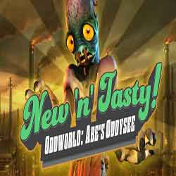Oddworld New n Tasty Complete Edition