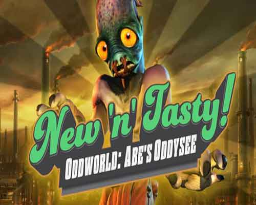 Oddworld New n Tasty Complete Edition Free Download