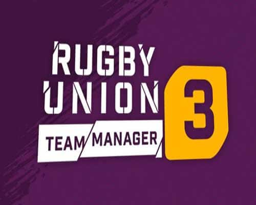 Rugby Union Team Manager 3 Game Free Download