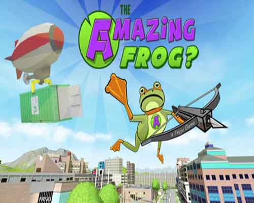 Amazing Frog PC Game Free Download