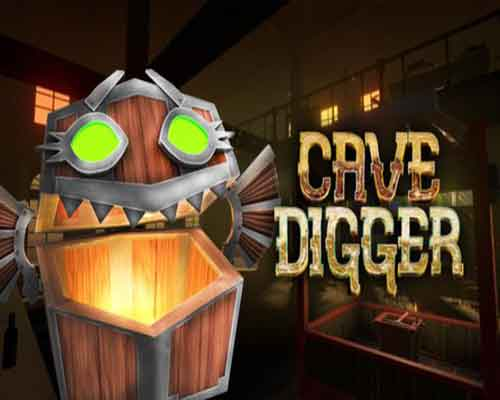 Cave Digger VR PC Game Free Download