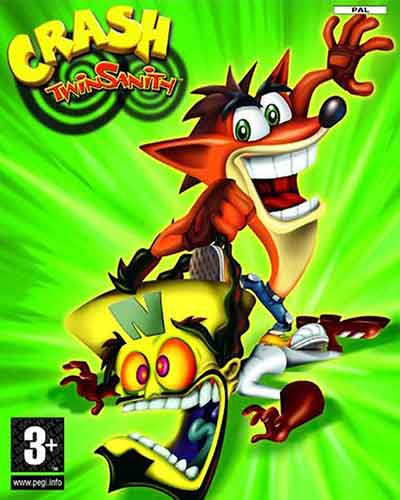 Crash Bandicoot Twinsanity 3D Game Free Download