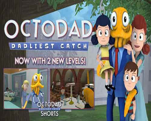 Octodad Dadliest Catch Game Free Download