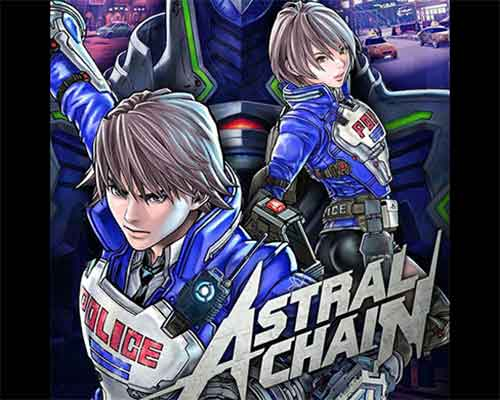 Astral Chain PC Game Free Download